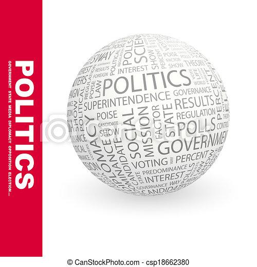POLITICS. - csp18662380