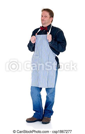 Happy cook - csp1867277