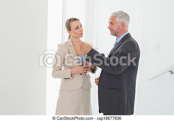 agente habitación