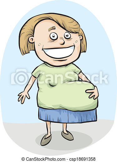 Expectant Mother Clipart Free