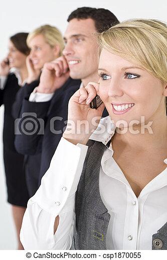Business Communications - csp1870055