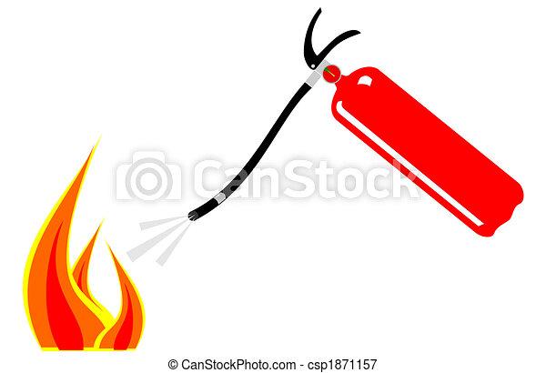 Fire extinguisher - Deutsch-Übersetzung - Englisch-Deutsch