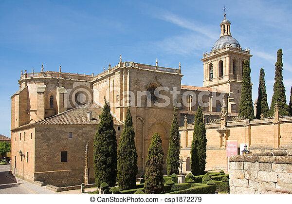 Cathedral of Ciudad Rodrigo - csp1872279