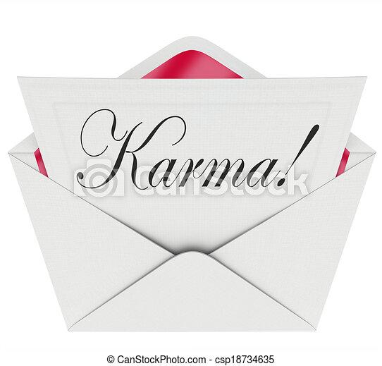 zeichnungen von guten, briefkuvert, karma, brief, einladung, Einladungen