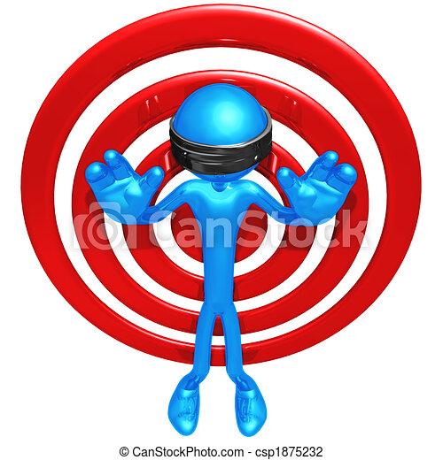 Pleading Target - csp1875232