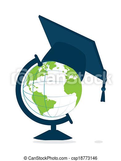 school graduation - csp18773146