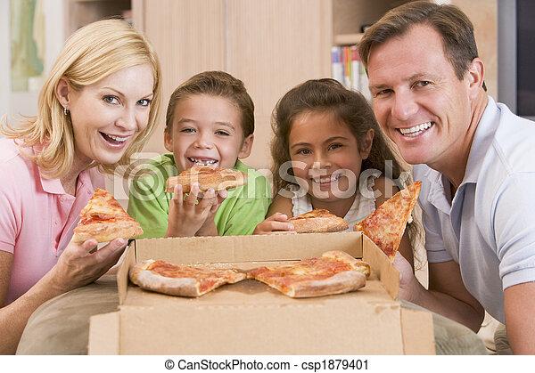 吃, 比萨饼