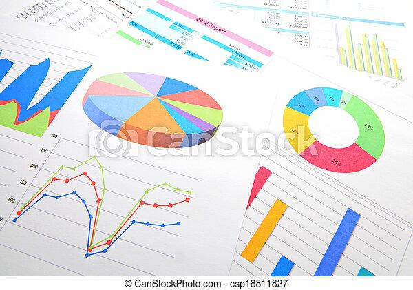Graphical chart analysis - csp18811827