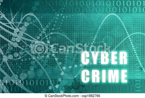 Cyber Crime - csp1882766