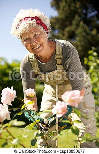 Bilder von Senioren