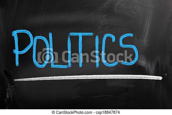 Politics Concept - csp18847874