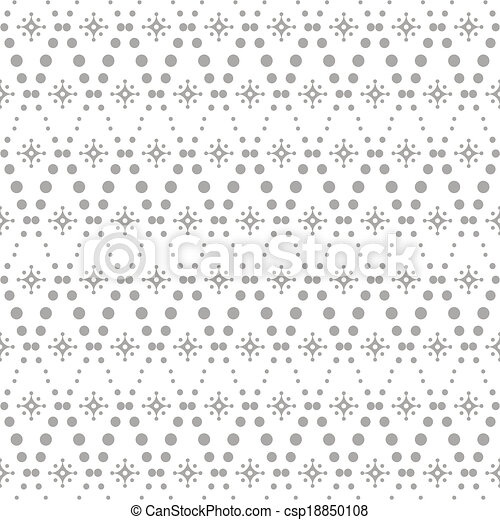 Seamless dots pattern - csp18850108