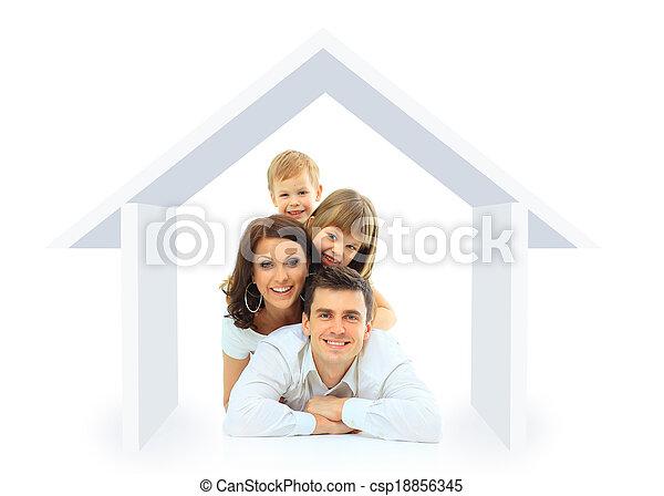 Archivi fotografici di concetto famiglia loro proprio for Aprire i piani casa artigiano concetto