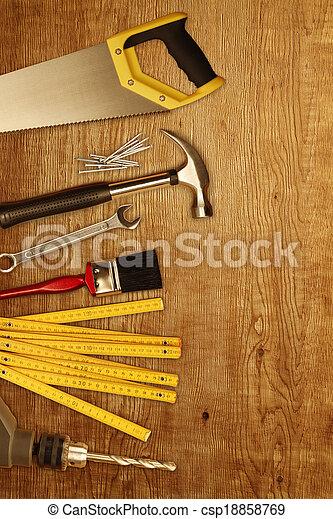 herramientas - csp18858769