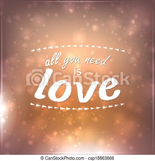 What you need is love песню скачать