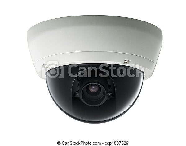 surveillance camera - csp1887529