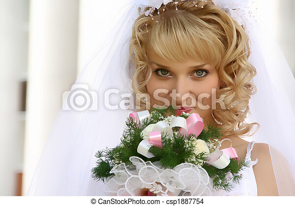 Bride - csp1887754