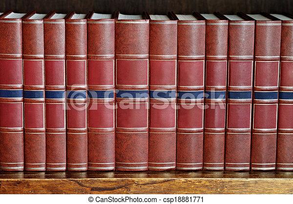 Bücherreihe regal  Stock Illustrationen von regal, buecher, reihe - bücherreihe, mit ...
