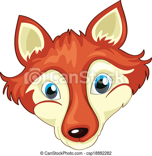vector van hoofd  vos illustratie  van  een  hoofd  van english bulldog face clipart english bulldog puppy clipart