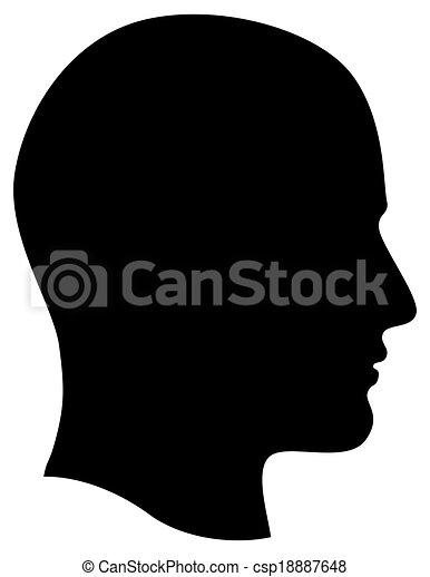 Dessin de profil t te homme homme t te profil - Dessin tete de profil ...