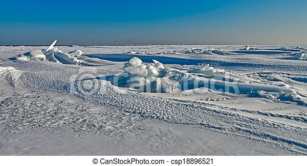 The nature of Sakhalin island, Russia. - csp18896521