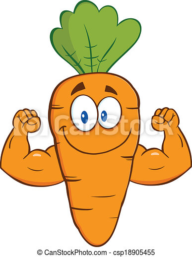 vecteur clipart de projection  carotte  bras  muscle cute  carrot  cartoon  csp18905455 fruit baskets clip art outline fruit baskets clip art outline
