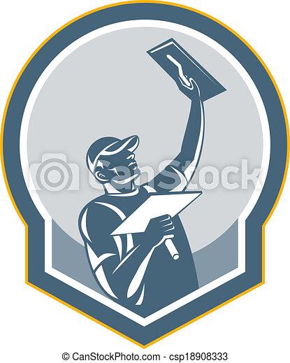 Retro - stock illustration, royalty free illustrations, stock clip ...