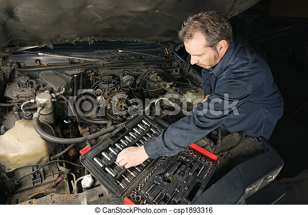 Fixing the motor - csp1893316