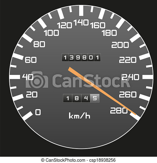 Top Speed Clipart Top Speed Speedometer