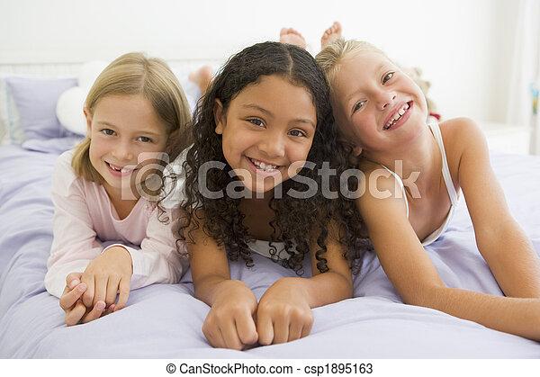 jonge meiden