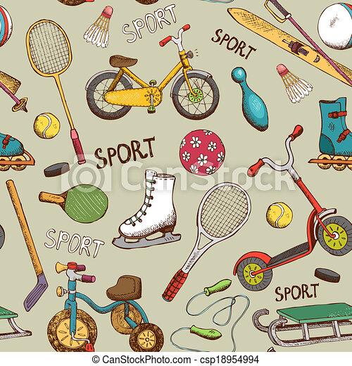 Vintage Sports Games 63