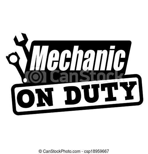 Mechanic Illustrations and Clip Art. 48,042 Mechanic royalty free ...