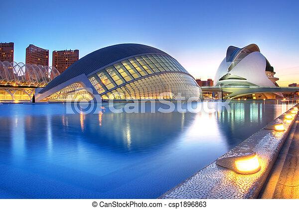Valencia, Spain - csp1896863