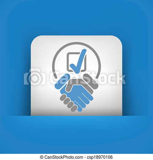 Agreement to mark choice - csp18970106