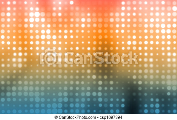 Creative Banner Abstract Background - csp1897394