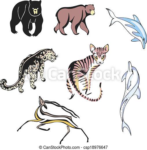 miscellaneous mammal animals - csp18976647