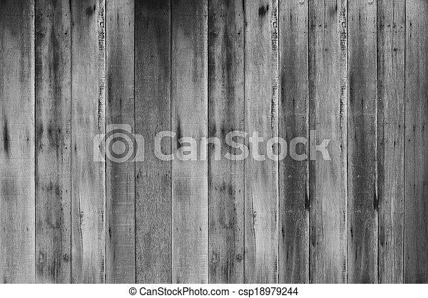 Photo de vieux bois arri re plan noir blanc planche for Planche bois noir
