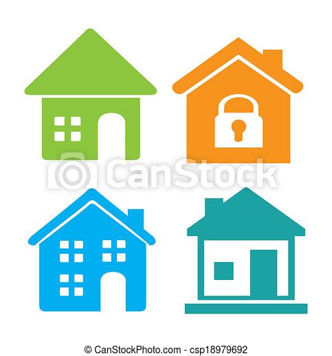Home design - csp18979692