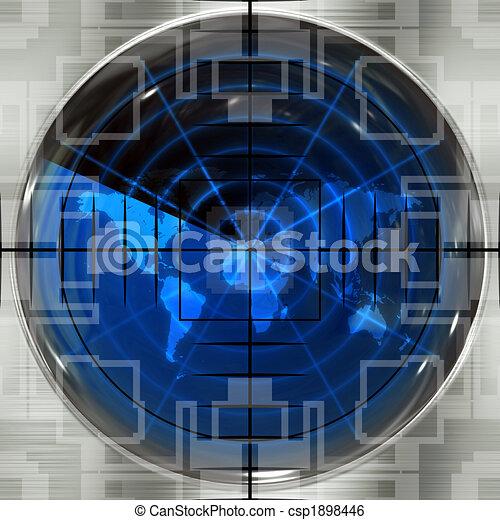 World Sniper Scope - csp1898446