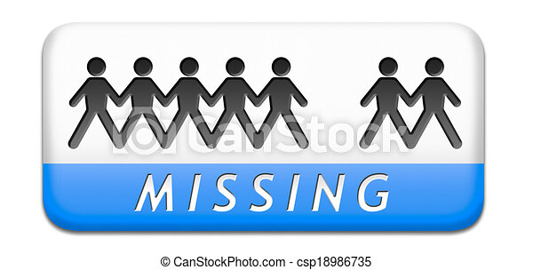 Missing person Illustrations and Clip Art. 1,807 Missing person ...