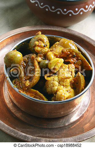 how to make mixed vegetable achar