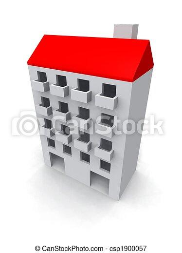 residential building - csp1900057