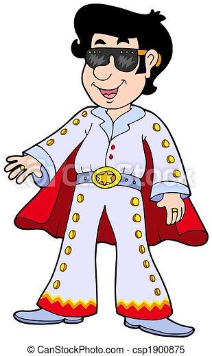 Clip Art Elvis Clipart elvis illustrations and clip art 169 royalty free cartoon impersonator isolated illustration