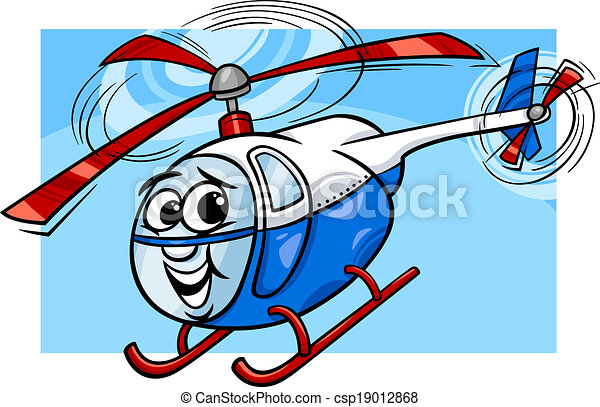 Chopper Helicopter Drawing Vector Helicopter or Chopper
