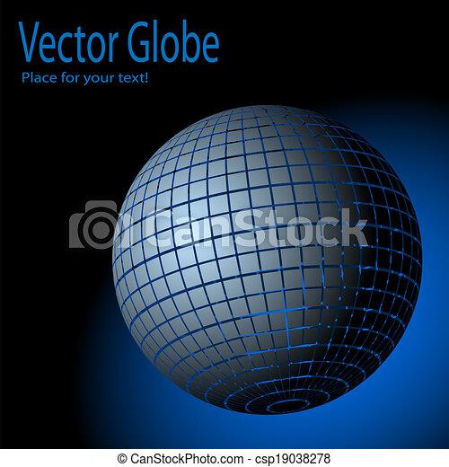 Globe - csp19038278