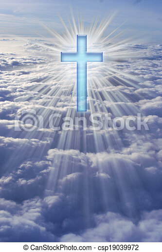 He Has Risen! - csp19039972
