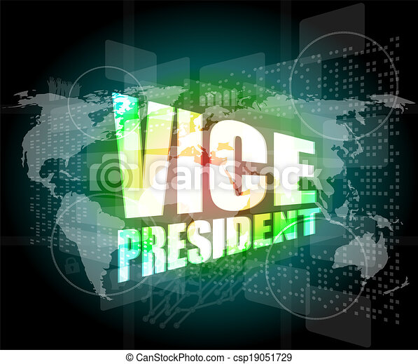 Vice President Clipart