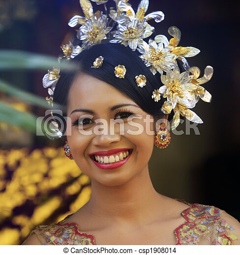 Indonesian bride - csp1908014