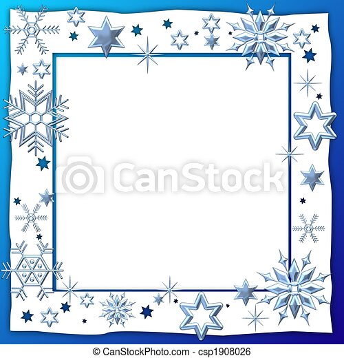 xmas frame background - csp1908026
