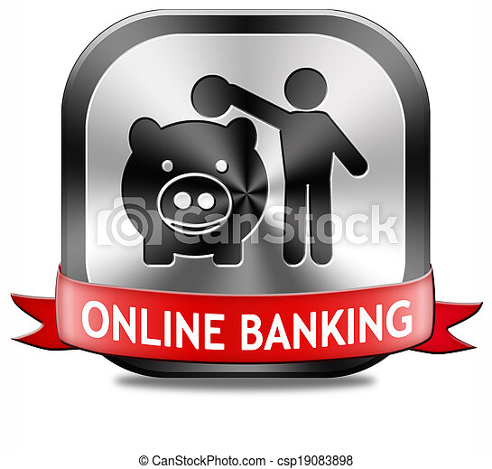 online banking - csp19083898